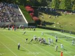 The Citadel defense---3rd quarter
