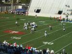 The Citadel defense - 3rd quarter