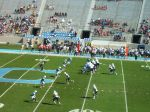 The Citadel defense - first qtr