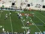 The Citadel defense -- first quarter