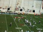 The Citadel defense ---- first quarter