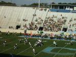 The Citadel defense- fourth quarter