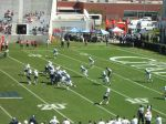 The Citadel defense - second qtr.