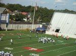 The Citadel defense -- second quarter