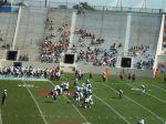 The Citadel defense- second quarter