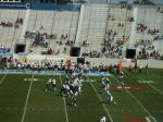 The Citadel defense- third qtr