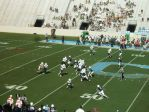 The Citadel defense - third quarter