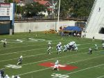The Citadel defense - third quarter