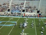 The Citadel O-first quarter
