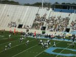 The Citadel offense -- 1Q