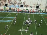 The Citadel offense ---- 1Q