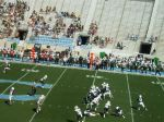 The Citadel offense -- 1st quarter