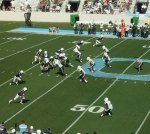 The Citadel offense --- 2Q