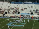 The Citadel offense -- 3Q