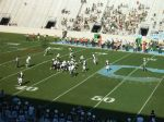 The Citadel offense -- 3qtr.