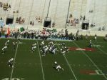 The Citadel offense -- 3rd q