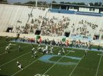 The Citadel offense- 3rd qtr