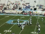 The Citadel offense - 4th qtr