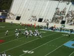 The Citadel offense -- first quarter.
