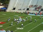 The Citadel offense – firstquarter