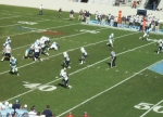 The Citadel offense — fourthqtr