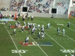 The Citadel offense -- second qtr