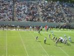 The Citadel offense --- third qtr.