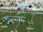 The Citadel offense -- third qtr