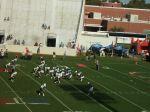 The Citadel Offense---third quarter