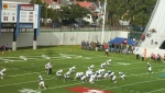 F10 - The Citadel offense vs. Furman