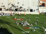 F101 - The Citadel offense vs. Samford