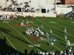 F102 - The Citadel offense vs. Samford