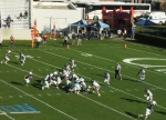 F104 - The Citadel offense vs. Samford