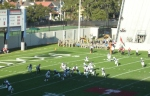 F112 - The Citadel offense vs. Samford