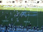 F121 - The Citadel offense vs. Samford