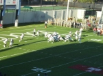 F125 - The Citadel offense vs. Samford