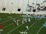 F15 - The Citadel offense vs. Samford