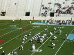 F16 - The Citadel offense vs. Samford