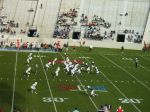F17 - The Citadel offense vs. Furman