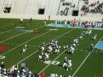 F17 - The Citadel offense vs. Samford