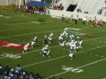 F18 - The Citadel offense vs. Furman