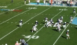 F18 - The Citadel offense vs. Samford