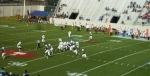 F19 - The Citadel offense vs. Furman