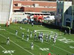 F2 - The Citadel defense vs. Samford