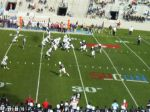 F2 - The Citadel offense vs. Furman