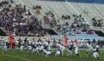 F21 - The Citadel offense vs. Furman