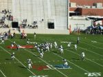F21 - The Citadel offense vs. Samford