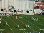 F22 - The Citadel offense vs. Samford