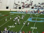 F24 - The Citadel offense vs. Samford
