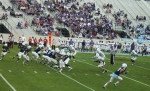 F27 - The Citadel offense vs. Furman
